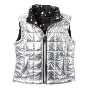 Urban Republic Quilted Reversible Vest